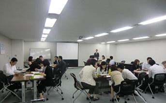 【定例会 グループワーク】