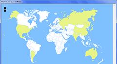 80ヶ国ファミリー・80ヶ国サイテーションマップ